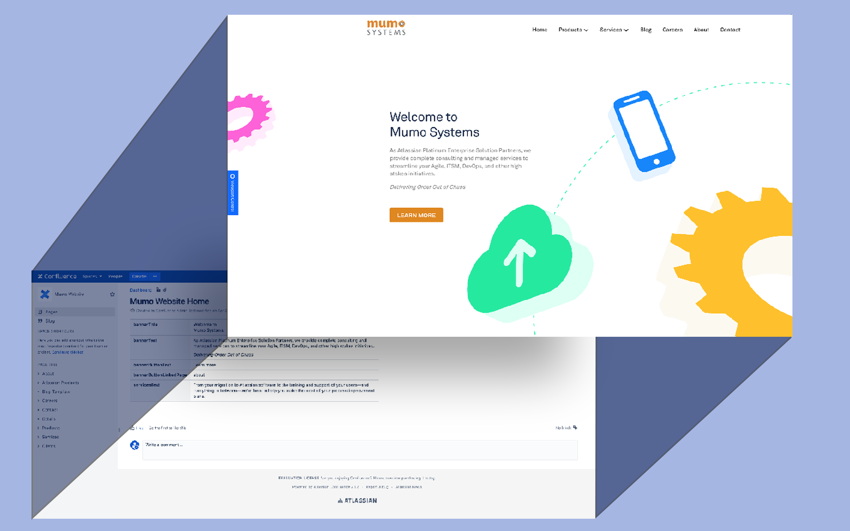 Create Dynamic Web Pages using Scroll Viewport